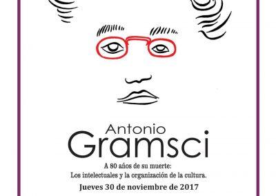 Antonio Gramsci a 80 años de su muerte