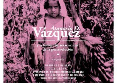 Atanasio D. Vázquez y la fotografía veracruzana de la posrevolución