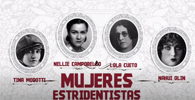 Mujeres Estridentistas (Video)