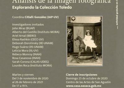 Diplomado Análisis de la imagen fotográfica